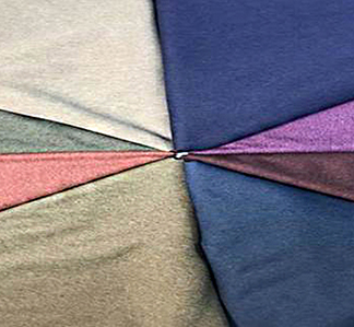 Outdoor sports fabric series